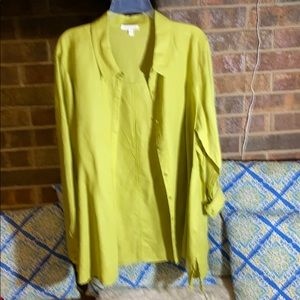Eileen Fisher blouse